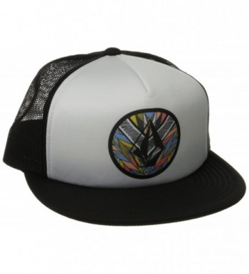 Volcom Women's Tidal Motion Hat - Black Combo - CZ17WZ23LOC
