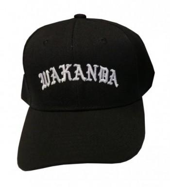 Wakanda Black Cap - C5180WSM43Z