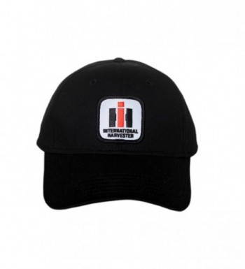 International Harvester Logo Solid Black