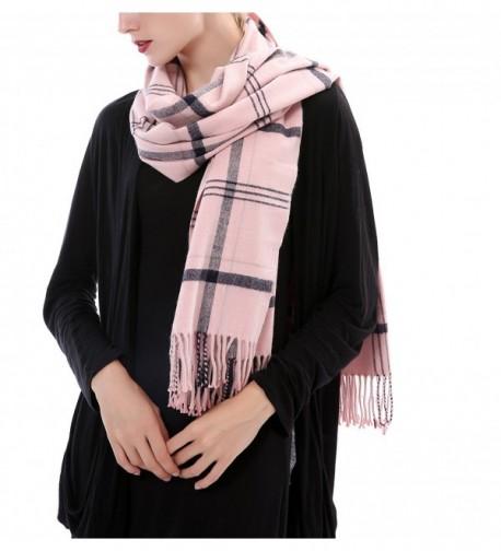 Cashmere Blanket Classic Lattice section