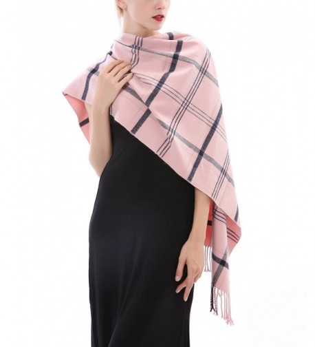 Cashmere Blanket Classic Lattice section in Wraps & Pashminas