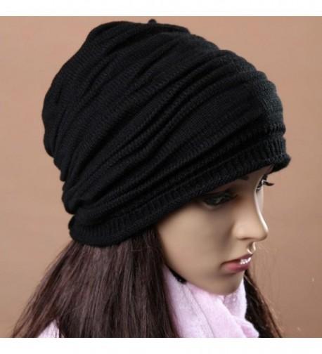 Perman Unisex Winter Beanie Crochet in Women's Skullies & Beanies