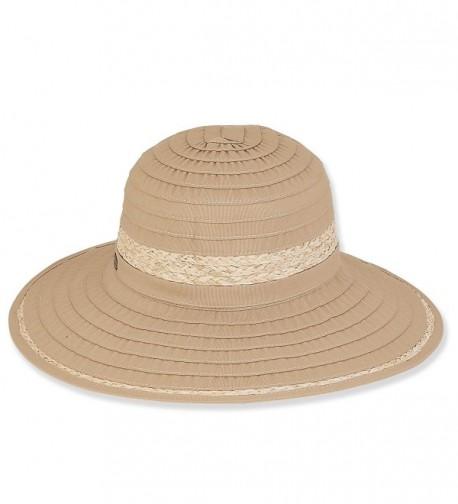 Sun N' Sand Sun Savor Hat 1667 - C. Tan - C112FRYSQ3D