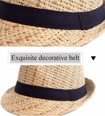 Diana Dickson Womens Summer Colored in Men's Fedoras