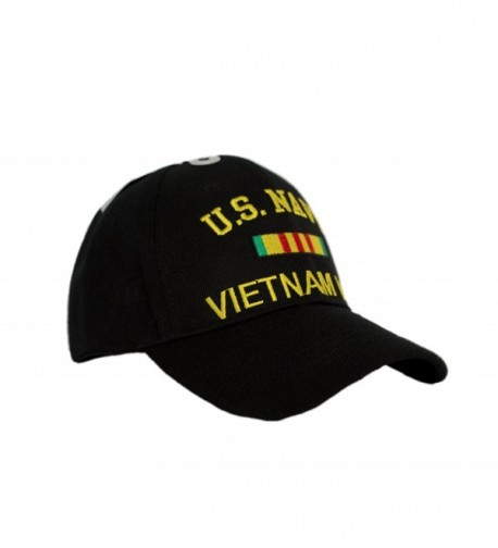 kys U S Navy Vietnam Veteran in Women's Baseball Caps