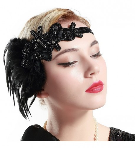 BABEYOND Headpiece Headband Accessories Black style1 - Black-style1 - CZ18204A0L7