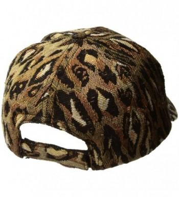 Collection XIIX Womens Baseball Leopard