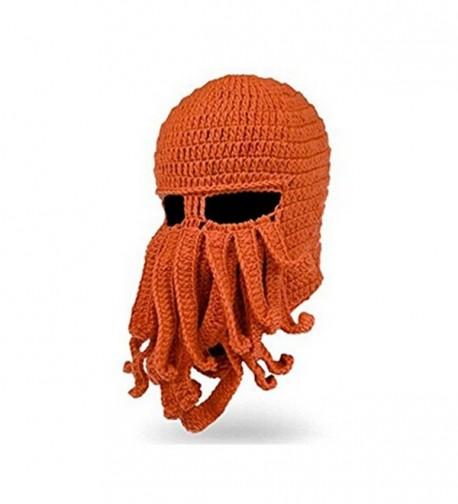 gloednApple Windproof Octopus Winter Knitted