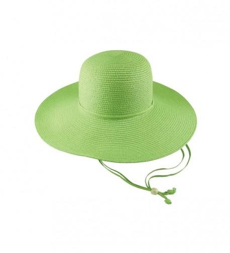 Ladies Outdoor Straw Hat- 42C2 - C01151WWJ6H