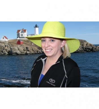 Ladies Outdoor Straw Hat 42C2 in Women's Sun Hats