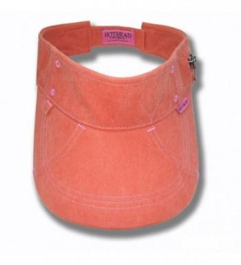Hothead Large Brim Visor Hat in Women's Visors