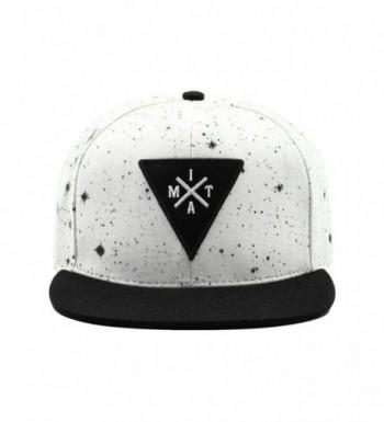 7d0cd781e Adjustable Snapback Hats Flat Brim Galaxy Print- Tie Dye Cap Designs White  Space Minimalist CU185KMNKRK