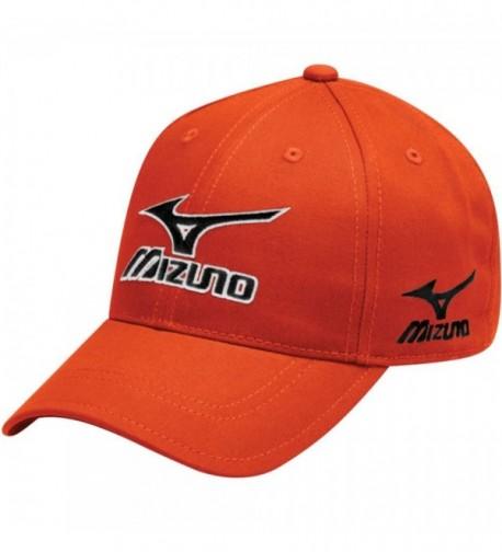 Original Mizuno Tour Hat - Orange - CN11P59PXZZ