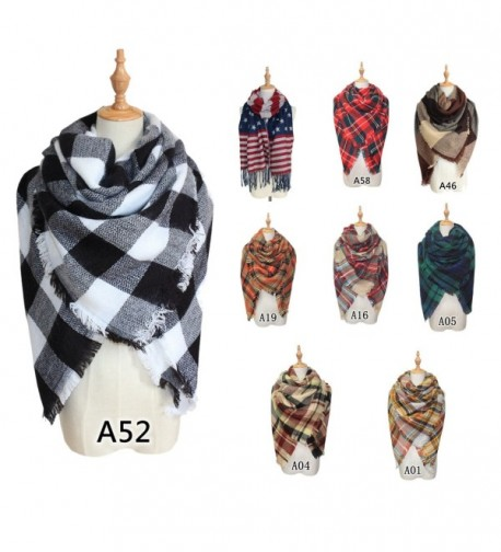 YOUNG RONG Stylish Blanket Scarves
