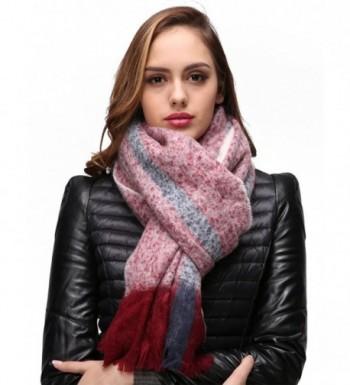 EVRFELAN Blanket Oversized Pashmina Fashion in Cold Weather Scarves & Wraps