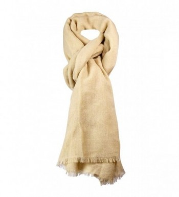 Collection Eighteen Women's Woven Wrap Scarf - Camel - CR126MLPDTZ