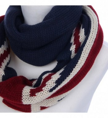Premium British Winter Infinity Circle in Fashion Scarves
