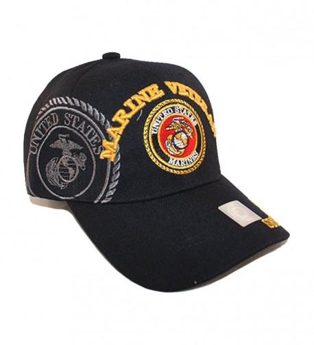 U S  Marine Corps Patriot Baseball Caps Marine Veteran Gold CA11KX6SAPT