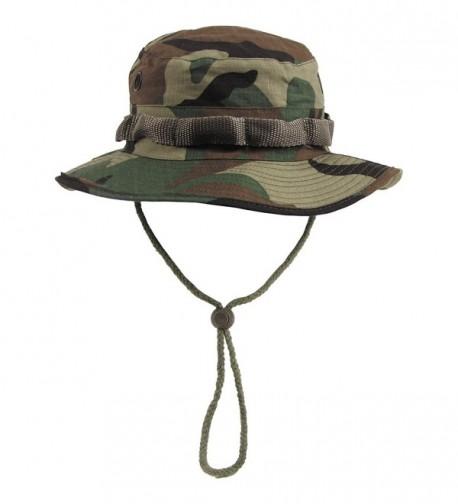MFH GI Ripstop Bush Hat Woodland - CQ11795CBIZ