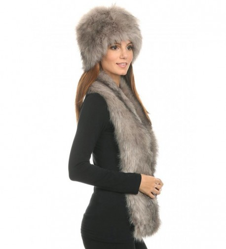 LL Bundle Womens Russian Pillbox in Cold Weather Scarves & Wraps