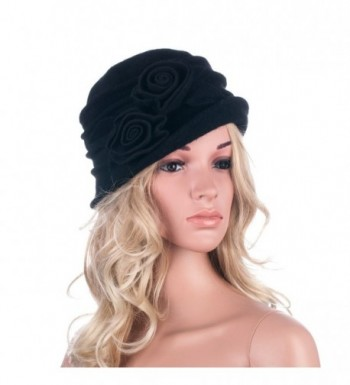 Lawliet Gatsby Womens Flower Crushable in Women's Berets