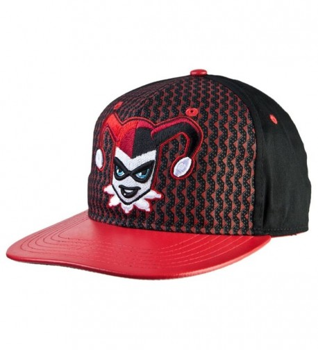 DC Comics Batman Harley Quinn Baseball Cap Hat - CJ128NUB0P9