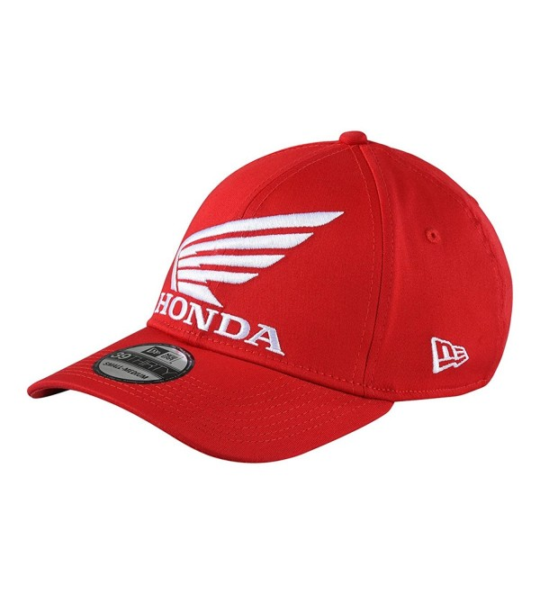 Troy Lee Designs 2017 Honda Wing Hat-Red-M/L - CW182KRE6QW