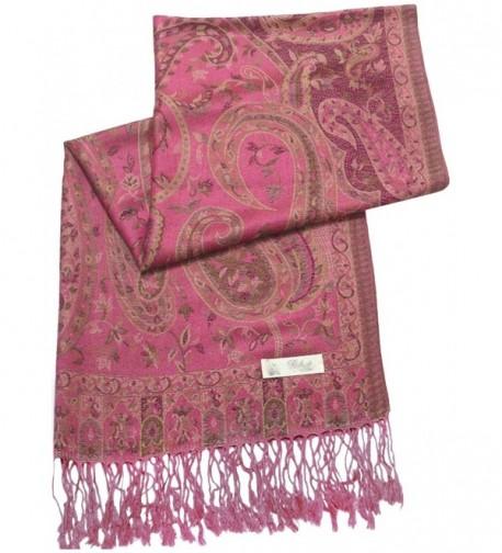 Bangong Design Reversible Pashmina Shawl in Wraps & Pashminas