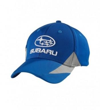 Subaru Royal Cap Hat Genuine STI Rally Racing WRX STI Impreza Forester New +Blue - CD12FJOFCKL