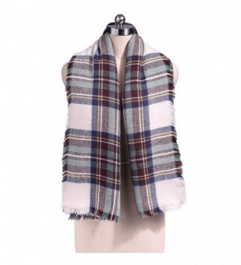 Womens Fashion Square Winter Lattice in Fashion Scarves