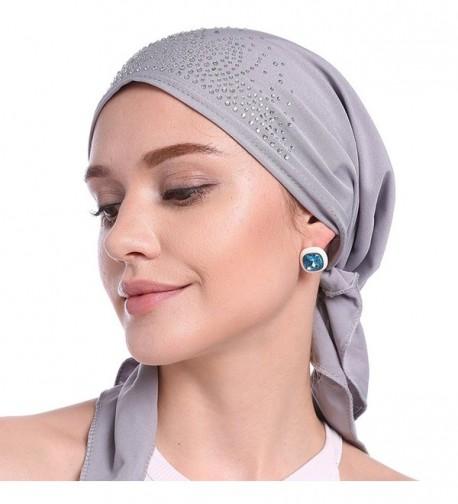 Womens Beanie Turban Headwear Patients